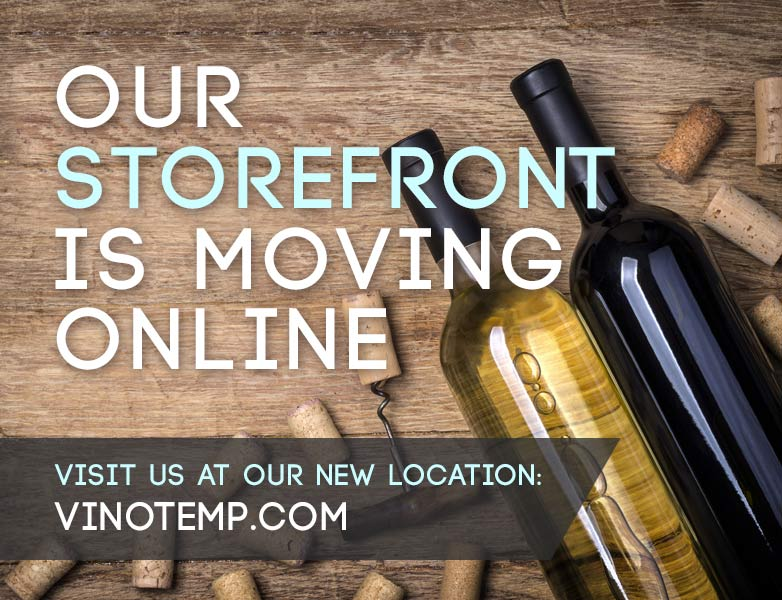 Our Storefront is moving online